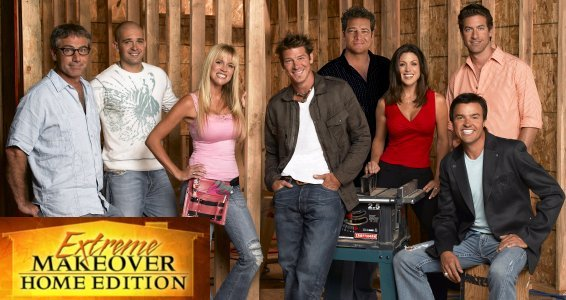 Cast of extreme makeover home edition boys hope girls How to do a home makeover